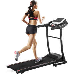 Classic Style Folding Electric Treadmill Home Gym Motorized Running Machine